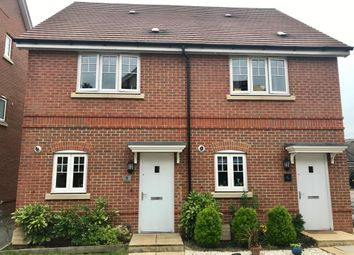 Thumbnail 2 bed semi-detached house to rent in Hoskins Court, Blenheim Place, Camberley