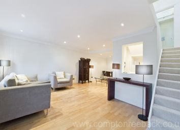 Thumbnail 2 bed mews house to rent in Ryders Terrace, St John's Wood