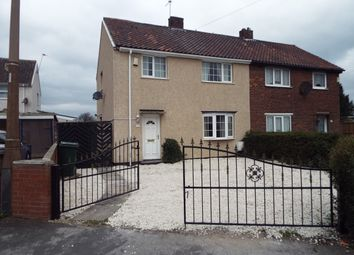 Thumbnail 3 bedroom semi-detached house to rent in The Oval, Dunscroft