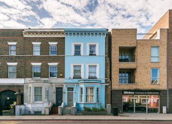 Thumbnail 1 bed flat to rent in Battersea Park Road, Battersea, London SW114Lr