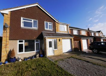 Thumbnail 4 bed detached house for sale in Hambledon Drive, Wallingford