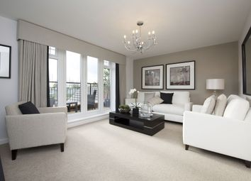 "Thumbnail 3 bed terraced house for sale in ""Hinton"" at Boroughbridge Road, Knaresborough"