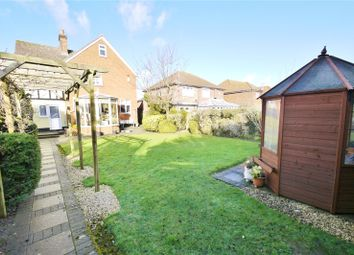 Thumbnail 5 bed detached house for sale in Cloverly Road, Ongar, Essex