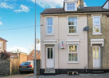 3 bed end terrace house for sale in High Street, Ipswich IP1
