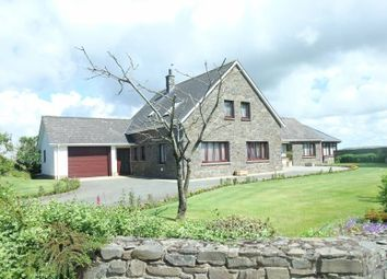 Thumbnail 4 bed farmhouse for sale in Monington, Cardigan, Pembrokeshire
