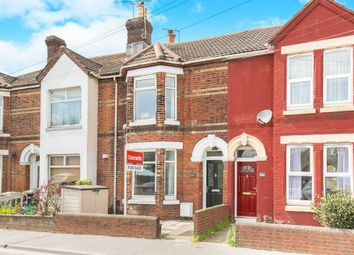 Thumbnail 3 bed terraced house for sale in Southampton Road, Eastleigh