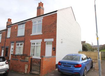 Thumbnail 2 bed end terrace house for sale in Birkland Street, Mansfield