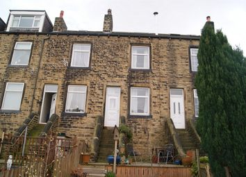 Thumbnail 3 bed terraced house for sale in Alma Terrace, Keighley, West Yorkshire