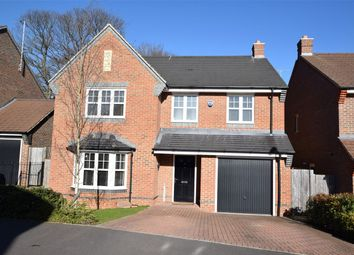 Thumbnail 5 bed detached house for sale in Keaver Drive, Frimley, Camberley, Surrey