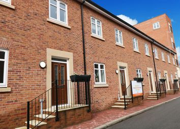 Thumbnail 3 bed town house for sale in Rumbush Lane, Solihull