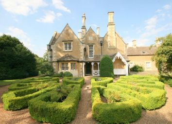 Thumbnail 4 bed detached house to rent in Burghley Park, Stamford