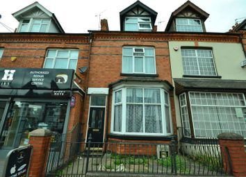 Thumbnail 5 bed terraced house for sale in East Park Road, Leicester