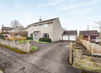 Thumbnail 4 bed detached house for sale in Church Road, Sparkford, Yeovil