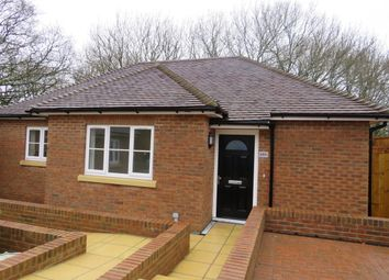 Thumbnail 3 bed bungalow to rent in Coombe Farm Avenue, Fareham