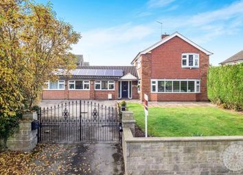 Thumbnail 4 bed detached house for sale in Bramcote Lane, Beeston, Chilwell, Nottingham