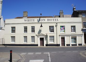 Thumbnail 1 bedroom flat for sale in White Lion Hotel, Magdalan Road, Hadleigh, Ipswich, Suffolk
