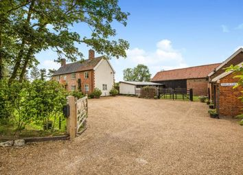 Thumbnail 3 bed detached house for sale in Winfarthing, Diss, Norfolk