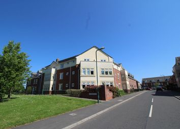 Thumbnail 2 bed flat for sale in Tidespring Row, Hebburn