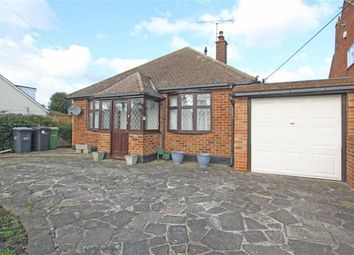 Thumbnail 3 bedroom detached bungalow for sale in Victoria Drive, Great Wakering, Essex