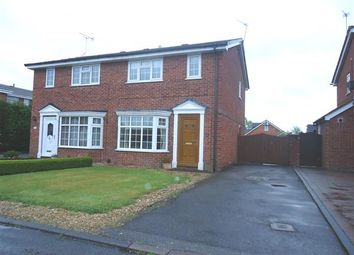 Thumbnail 3 bed semi-detached house to rent in Avocet Drive, Darnhall, Winsford