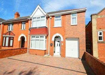 Thumbnail 5 bed semi-detached house for sale in Adlard Road, Doncaster