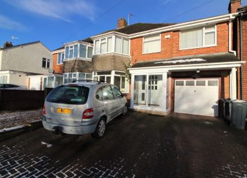 Thumbnail 5 bed semi-detached house for sale in Ridgacre Road, Birmingham