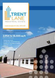 Thumbnail Light industrial to let in Unit 23, Trent Lane Industrial Estate, Castle Donington, Derbyshire