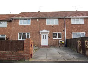 Thumbnail 3 bed terraced house for sale in Fulbrook Road, Kenton, Newcastle Upon Tyne