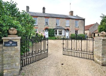 Thumbnail 5 bedroom detached house for sale in Church Road, Wereham, King's Lynn