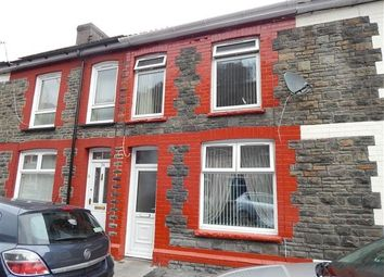Thumbnail 3 bedroom terraced house for sale in Meadow Street, Llanhilleth