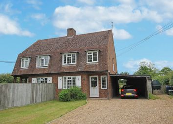Thumbnail 3 bed semi-detached house to rent in Kimblewick Road, Great Kimble, Aylesbury