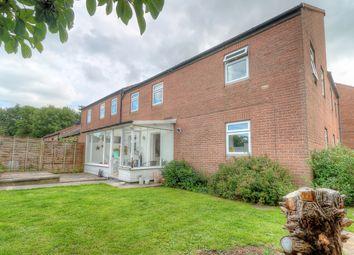 Charter Way, Wells BA5. 3 bed terraced house