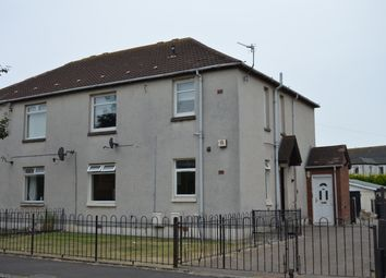 Thumbnail 2 bed flat for sale in Morris Moodie Avenue, Stevenston