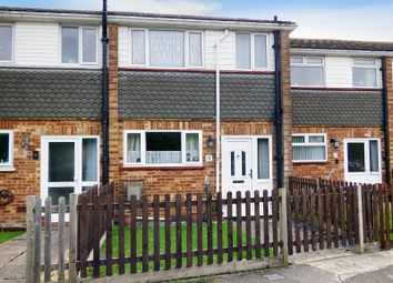 Thumbnail 2 bed terraced house for sale in Hawthorn Close, Rustington, Littlehampton