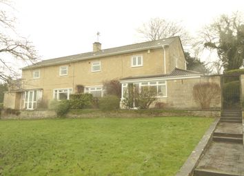 Thumbnail 4 bed semi-detached house to rent in Chantry Mead Road, Bath