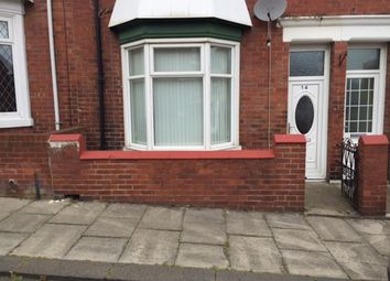 Thumbnail 2 bed terraced house to rent in Clifton Terrace, South Shields