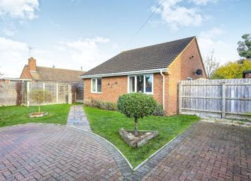 Thumbnail 3 bed detached bungalow for sale in Burnaby Close, Brampton, Huntingdon