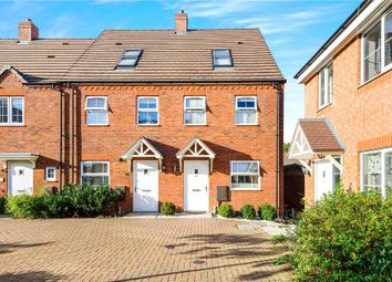 3 bed end terrace house for sale in Freesia Close, Evesham, Worcestershire WR11