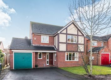 Thumbnail 4 bed detached house for sale in Birchwood Close, Muxton, Telford
