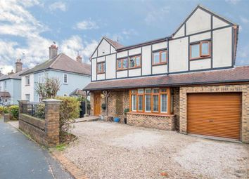 Thumbnail 4 bed detached house for sale in High Road, Rayleigh, Essex