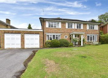 Thumbnail 5 bed detached house for sale in Hawksview, Cobham, Surrey