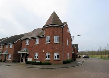 Thumbnail 2 bed flat for sale in Exbury Lane, Westcroft, Milton Keynes