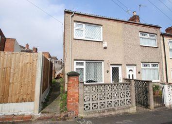 Thumbnail 3 bed semi-detached house for sale in Gordon Street, Ilkeston