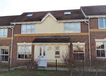 Thumbnail 4 bed terraced house to rent in Sewell Close, Chafford Hundred, Grays