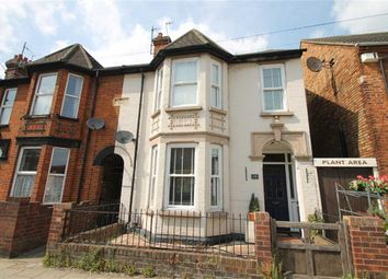 Thumbnail 4 bed end terrace house for sale in Castle Road, Bedford