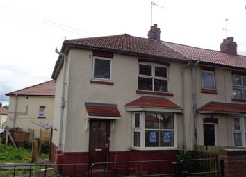 Thumbnail 3 bed end terrace house to rent in Prickett Road, Bridlington