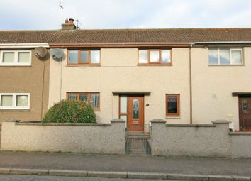 Thumbnail 3 bed terraced house for sale in 28 Barfield Road, Buckie