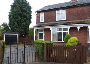 Thumbnail 3 bed semi-detached house for sale in Glanville Crescent, Scunthorpe