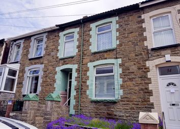 Thumbnail 3 bed terraced house to rent in Porth -, Porth