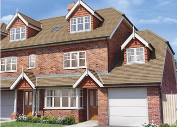 Thumbnail 4 bed semi-detached house for sale in Rusper Road, Ifield, Crawley